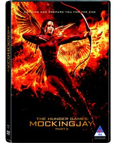 The Hunger Games: Mocking Jay Part 2 (DVD)