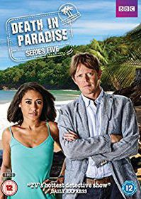 Death in Paradise: Series 5 (DVD)