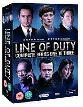 Line of Duty: Series 1-3 (DVD)