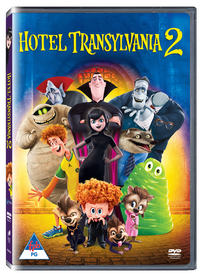 Hotel Transylvania 2 (DVD)