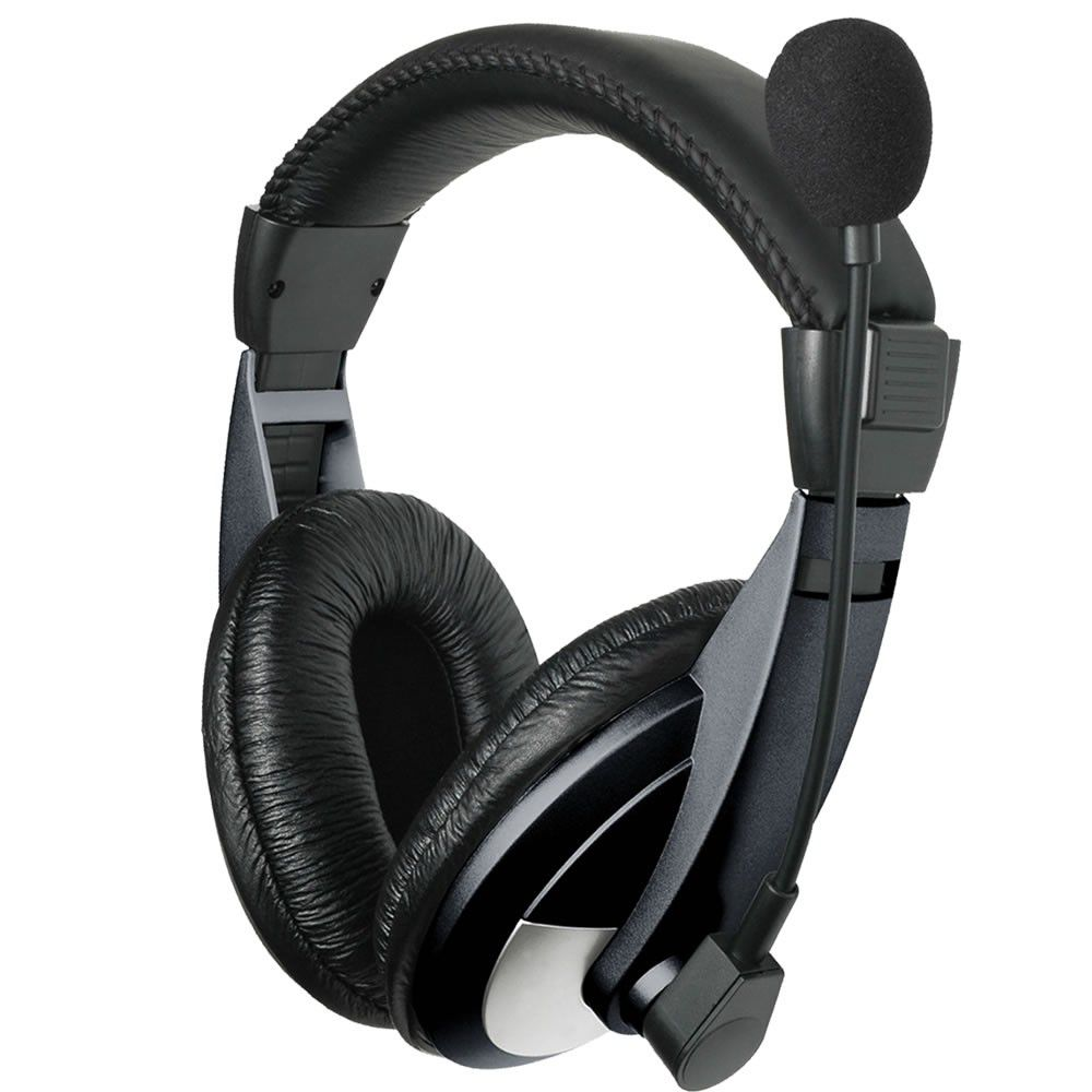 Astrum Wired Headset And Mic - Hs120   Buy Online in South Africa ...