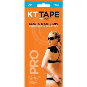 KT Tape Synthetic Pro FastPack Strips - Blue