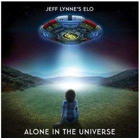 Jeff Lynne?S Elo:Alone in The Univers - (Import Vinyl Record)