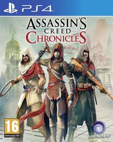 Assassins Creed Chronicles Pack (PS4)