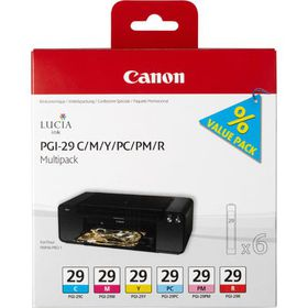 Canon PGI-29 Colour Multipack
