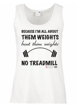 SweetFit Ladies All About Them Weights Vest