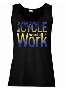 SweetFit Ladies Born to Cycle Vest