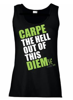 SweetFit Ladies Carpe Diem Vest