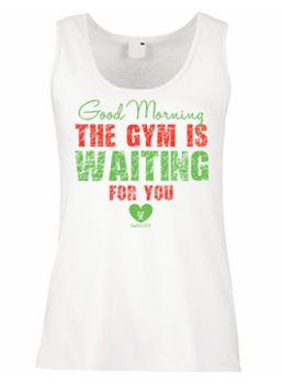 SweetFit Ladies Good Morning Vest