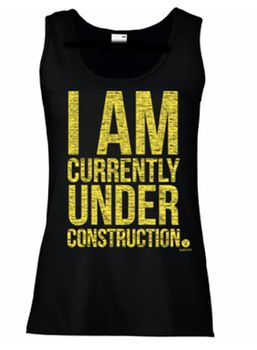 SweetFit Ladies Under Construction Vest