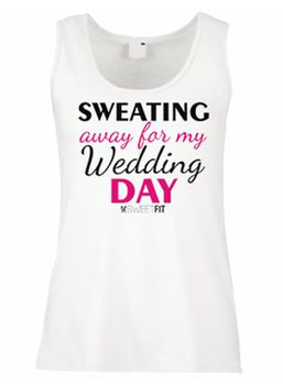 SweetFit Ladies Wedding Day Vest