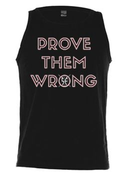 SweetFit Men's Prove Them Wrong Vest