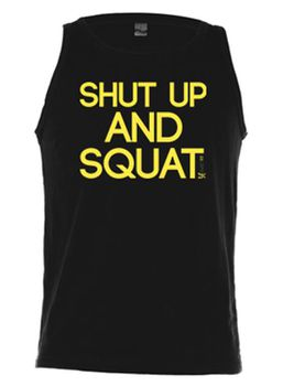 SweetFit Men's Shut Up Vest