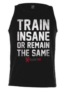SweetFit Men's Train Insane Vest