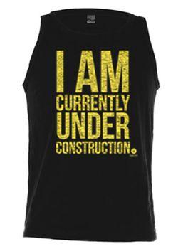 SweetFit Men's Under Construction Vest