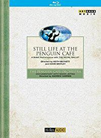 Still Life at the Penguin Cafe: The Royal Ballet/The Penguin... (Blu-Ray)