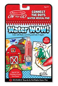 Melissa & Doug Connect the Dots - Water Wow