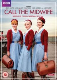 Call the Midwife: Series 5 (DVD)