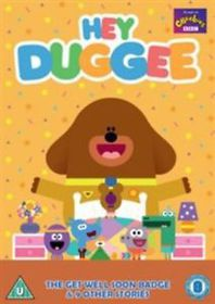 Hey Duggee: The Get Well Soon Badge and Other Stories (DVD)
