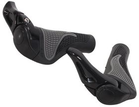Mountain Bike Handlebar Grips T7 - Black