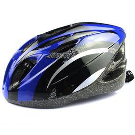 Adult 18 Vents Cycling Helmet- Blue