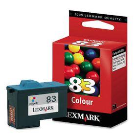 Lexmark 83 High Resolution Colour Cartridge - Inkjet Ink/Print Cartridge
