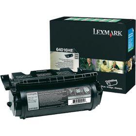 Lexmark 64016HE Black Laser Toner Cartridge