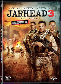 Jarhead 3: The Seige (DVD)
