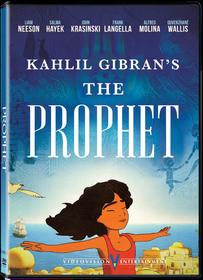 Khalil Gibran's The Prophet (DVD)