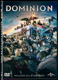 Dominion Season 2 (DVD)