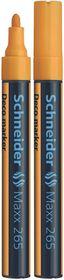 Schneider Maxx 265 Deco Marker - Orange
