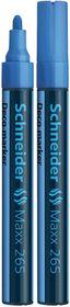 Schneider Maxx 265 Deco Marker - Light Blue