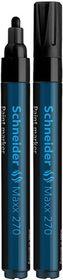 Schneider Maxx 270 Paint Marker - Black