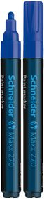 Schneider Maxx 270 Paint Marker - Blue