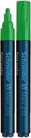 Schneider Maxx 270 Paint Marker - Green