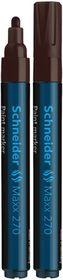 Schneider Maxx 270 Paint Marker - Brown