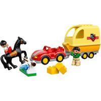 LEGO Duplo Town Horse Trailer