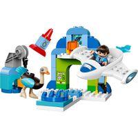 LEGO Duplo: Miles' Stellosphere Hangar