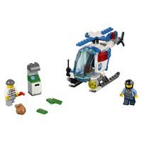 Lego Juniors - Police Helicopter Chase