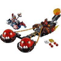 LEGO Nexo Knights Beast Master's Chaos Chariot