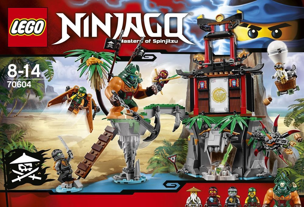 Lego ninjago tiger widow island buy online in south africa lego ninjago tiger widow island voltagebd Images