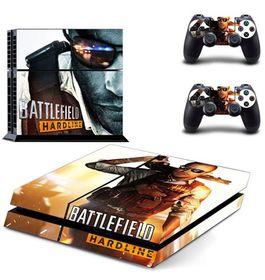 Skin-Nit Decal Skin for PS4: Battlefield Hardline2