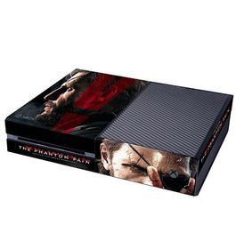 Skin-Nit Decal Skin for Xbox One: Metal Gear Solid Phantom Pain