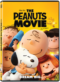 The Peanuts Movie (DVD)