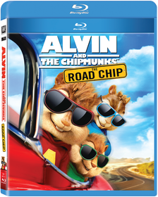 Alvin And The Chipmunks 4: The Road Chip (Blu-ray)