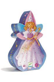 Djeco Puzzles - The Fairy & The Unicorn