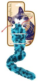 Bestpetz -  Cat Toy Tadpole With Catnip - Blue