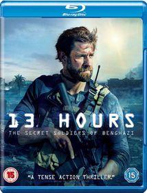 13 Hours (Blu-Ray)