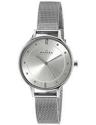 Skagen Ladies Anita Stainless Steel Watch with Mesh Bracelet - SKW2149 (Parallel Import)