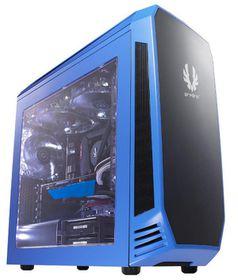 BitFenix Aegis Blue - M-ATX Tower